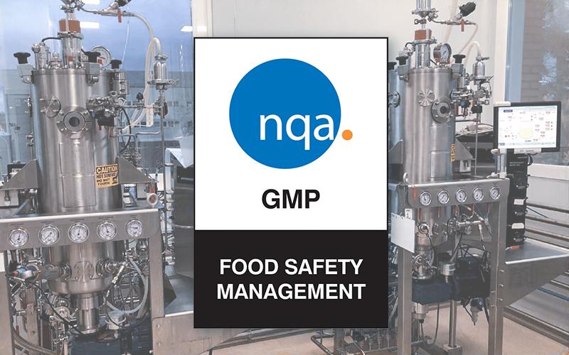 """ADL BioPharma renueva su certificación """"GMP Food"""""""